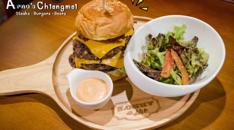Arno's Steaks Burgers and Beers by Arno's Butcher and Eatery